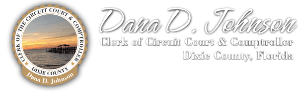 Dixie County Clerk of Circuit Court & Comptroller